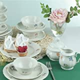 Seltmann Weiden Marie Luise Blütenmeer Teeservice 20-tlg. 44714 (mit kleinen Teetassen 0,14 l)