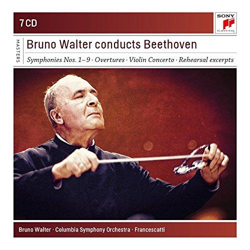 Bruno Walter Conducts Beethoven (Beethoven-music Box)