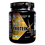 Fit Shadow Whey Protein Powder,Sugar Free,Low Carb,Low Fat Best Whey Protein For Men,Women,Boys,Beginners