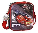 Safta Cars 3 Umhängetasche, 18 cm, Rot (Rojo/Negro)