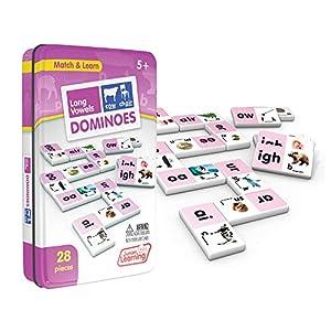 Junior JL495 Educational Dominoes