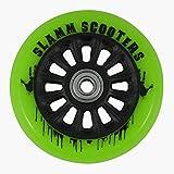 Slamm Scooters 100mm NY-Core Ruedas, Unisex
