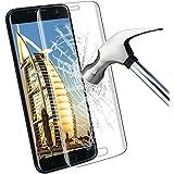 Protector de Pantalla Samsung Galaxy S7, Samione Galaxy S7 Cristal Vidrio Templado 3D Full Coverage 9H Screen Protector para Galaxy S7 Transparente 1 Pack