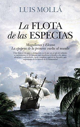 La flota de las especias (Novela) por Luis Mollá