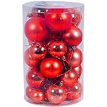 Weiß Christbaumkugeln Kunststoff.Suchergebnis Auf Amazon De Für Rote Christbaumkugeln Kunststoff