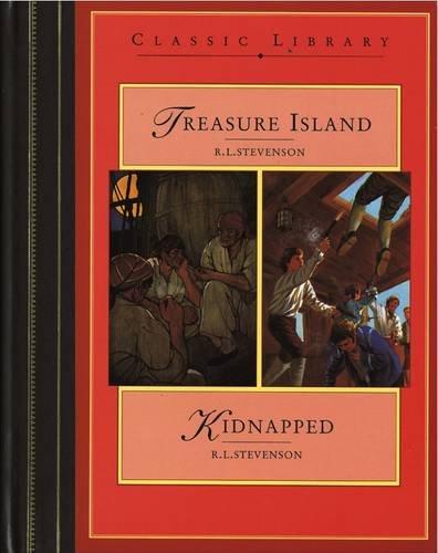 Treasure Island ; and, Kidnapped