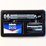 Ameego Safety Razor For Men with free Gi...