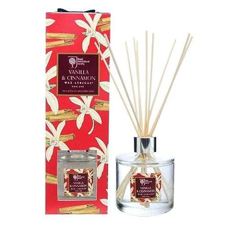 Wax Lyrical RHS Fragrant Garden Vanilla and Cinnamon Reed Diffuser 200ml