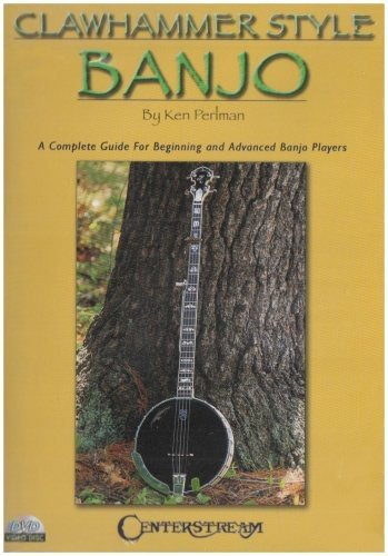 Clawhammer Style Banjo [2 DVDs]