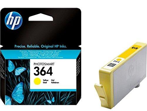 Ba1 Pc (Hewlett Packard HP 364 - CB320EE - Druckerpatrone - Gelb , CB320EE#BA1)