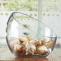 CLG-FLY ciotola di vetro dei tubi obliqui