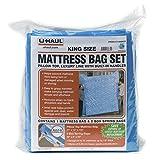 Die besten Twin Matratzen - UHaul King Matratze Tasche Set mit integrierten Griffen Bewertungen
