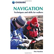 Navigation: Using your map and compass (Cicerone Mini-guide)