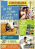 CONFORAMA, CATALOGUE, OCT.-NOV. 1999...