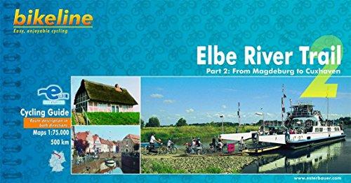 Elbe River Trail 2 Magdeburg - Cuxhaven por Bikeline