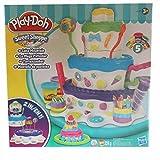Hasbro A7401 Play-Doh Tortenzauber Spielzeug Knete Spaß Backen Kuchen Kinderknete
