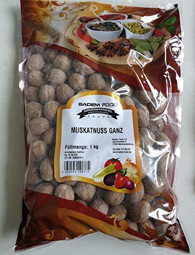 Gewürzmischung Curcuma gemahlen,Knoblauch Granulat,Paprika Edelsüss,Chili geschrotet mit Kerne (Muskatnuss) (Knoblauch-matte)