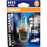 OSRAM H11 NightBreaker Night Breaker PLUS +90% 1 Stück