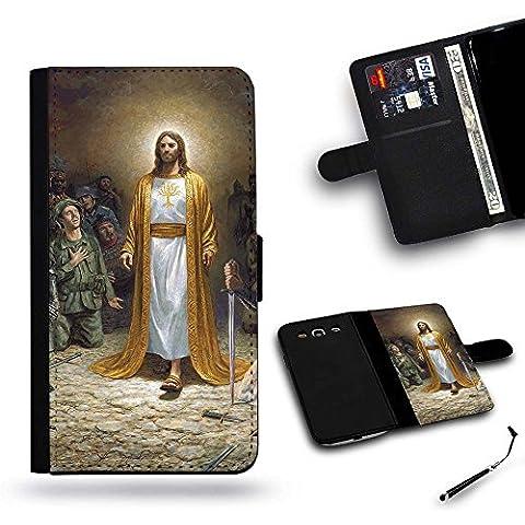 Per Cellulare Negozio//Protezione Completa Slot Cover Custodia a portafoglio in pelle Custodia per Samsung Galaxy S4Mini i9190/s4mini/Redemption con
