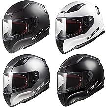 LS2 ff353 rápido moto motocicleta cara completa casco