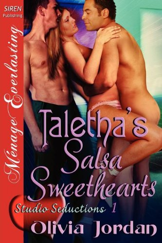 Taletha's Salsa Sweethearts [Studio Seductions 1] (Siren Publishing Menage Everlasting) Cover Image