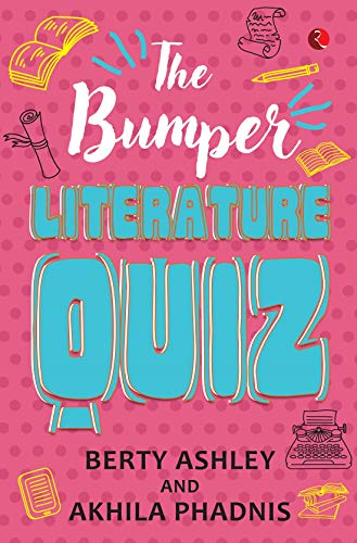 The Bumper Literature Quiz