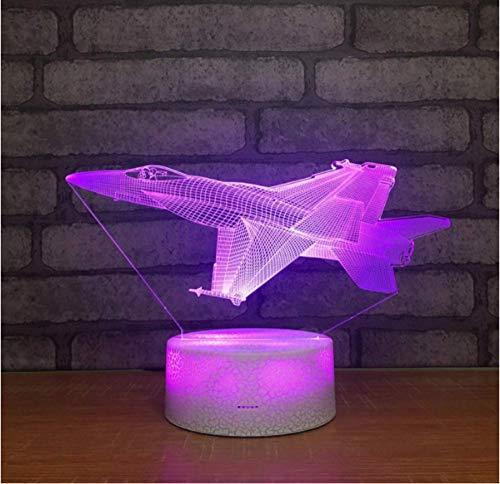 Led Atmosphäre DIY Led Flugzeuge Led Nachtlicht Led USB 3D Leuchten