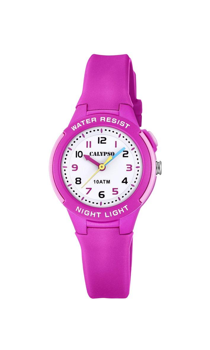 Calypso Reloj Análogo clásico para niñas de Cuarzo con Correa en Plástico K6069/1