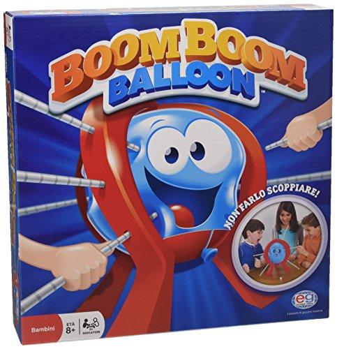 Spin Master Games 6025031 - Gioco da Tavolo Boom Boom...