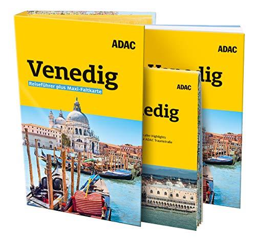 ADAC Reiseführer plus Venedig: mit Maxi-Faltkarte zum Herausnehmen
