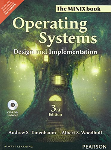 Operating Systems Design And Imp...