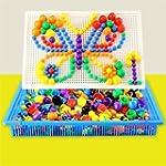 EQLEF� 296 pcs Creative Mushroom Kit...