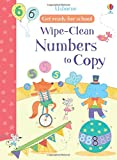 Get Ready For School Wipe-Clean Numbers to Copy (Wipe-clean Books)