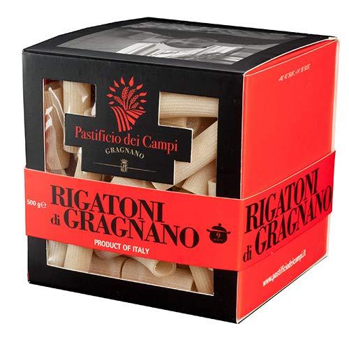 Pastificio dei Campi Rigatoni, Pasta di Gragnano IGP, No.28, 500g