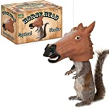 Squirrel Feeder Horse Head