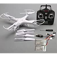 Syma Neue Version Syma X5C-1 2,4 G 6 Achse GYRO HD Kamera RC Quadcopter RTF RC Helikopter mit 2.0MP Kamera + 2 teile Mini Kitty Batterie