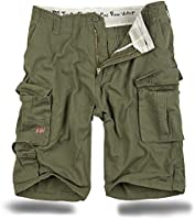 Trooper Herren Cargo Shorts