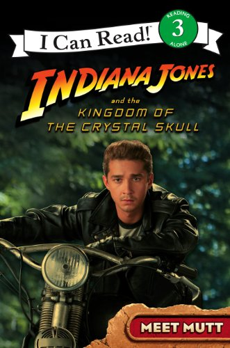 Indiana Jones and the Kingdom of the Crystal Skull. Meet Mutt.
