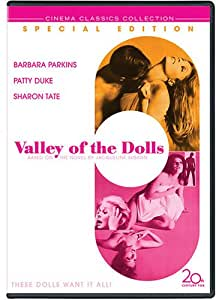 Valley of the Dolls [DVD] [1967] [Region 1] [US Import] [NTSC]