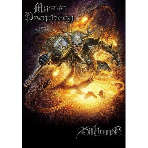 Mystic Prophecy: Killhammer (Limited Digipak + DVD) (Audio CD)