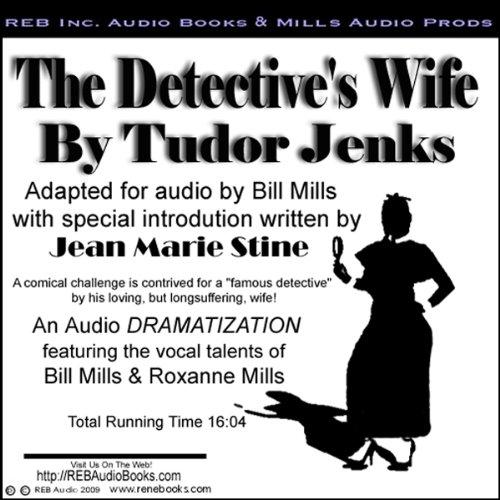 The Detective's Wife  Audiolibri
