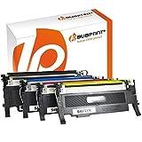 Bubprint 4 Toner kompatibel für Samsung CLT-P4072C/ELS für CLP-320 CLP 320 CLP-320N CLP-325 CLP 325 CLP-325W CLX-3185FN CLX-3185FW CLX-3185W BK C M Y