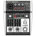 Behringer XENYX 302USB 5-Input Mixer...