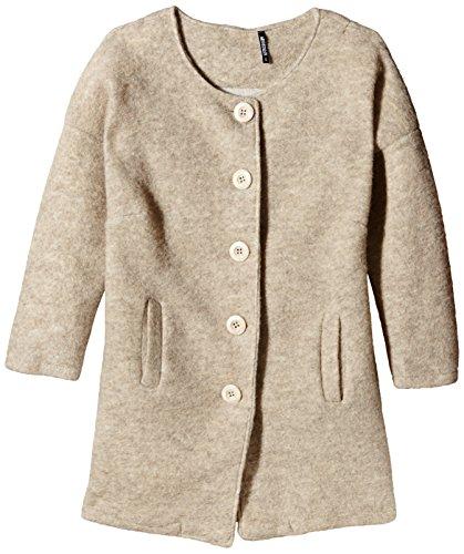 Hailys Damen Mantel Corrine, Gr. 38 (Herstellergröße: M), Beige (beige 20000)