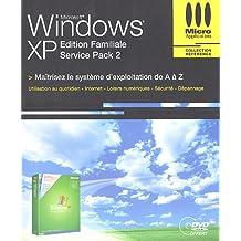 Windows XP : Edition Familiale Service Pack 2 (1DVD)