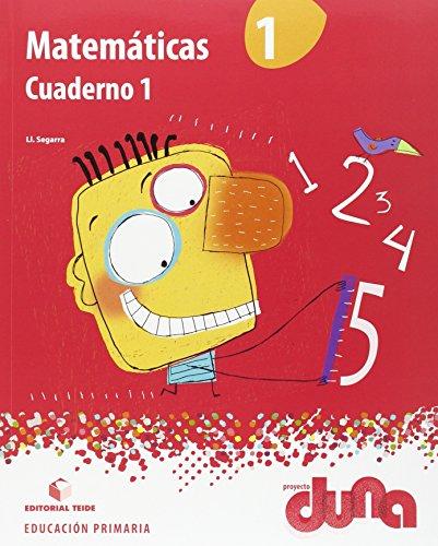 Proyecto Duna, matemáticas, 1 Educación Primaria por Lluís Segarra I Neira