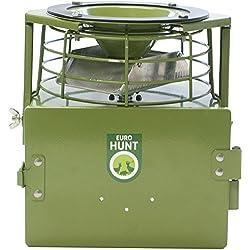 EUROHUNT Forro Automat Pro 12V, Verde, 510020