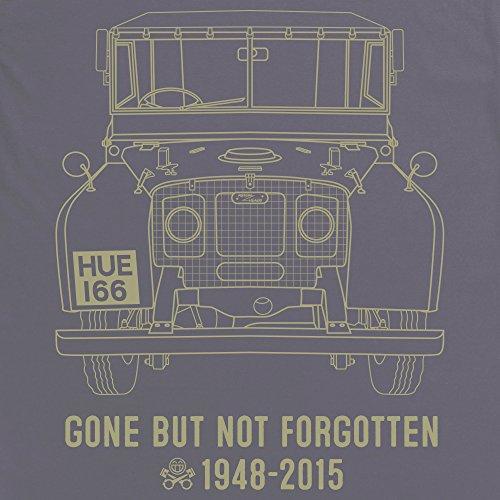 PistonHeads Gone But Not Forgotten T-Shirt, Herren Anthrazit