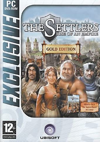 The Settlers 6 - Settlers 6 Gold Budget [import