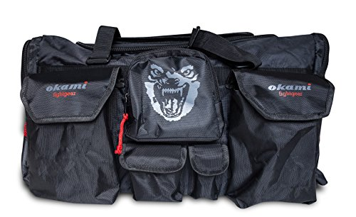 OKAMI Fightgear Sporttasche Martial Arts Sportsbag Abbildung 3